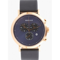10540-567 BERING WATCH GENTS STLCHAI 3YRS 22020 00