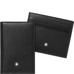 Montblanc Wallet and Card Holder Set 116852