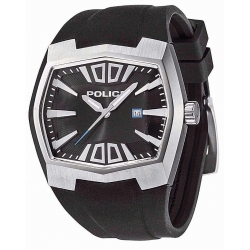 PL13834JS/02 POLICE WATCH GENTS