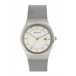 11938-001 BERING WATCH GENTS STLCHAI 3YRS 10380 00
