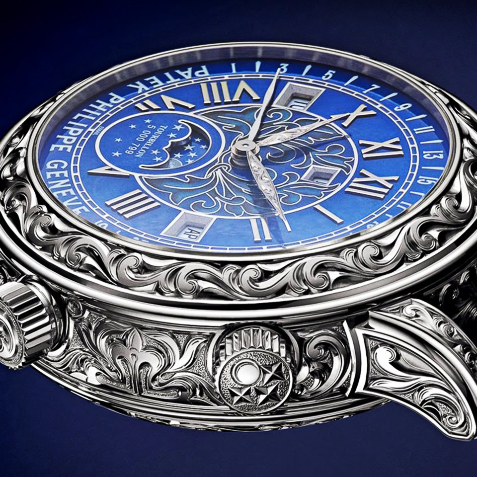 Allow for the size of the watch to be dictated by the way it fits and looks on your hand