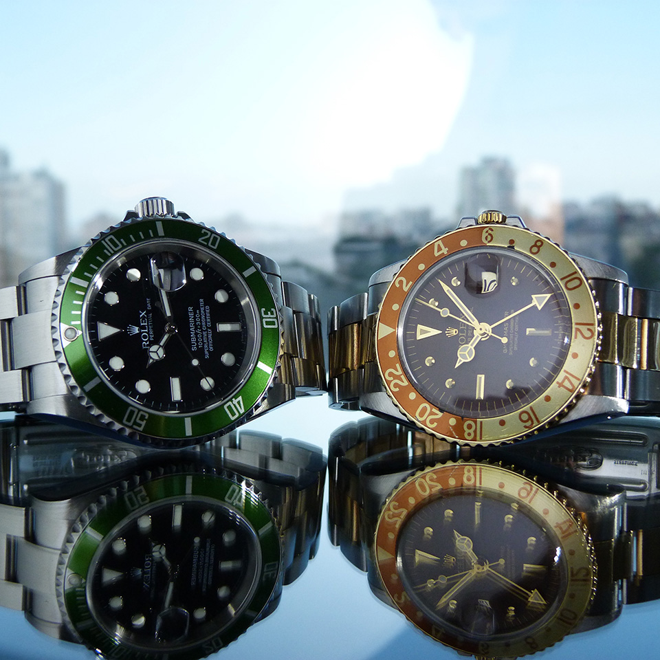 A sea of designer premium luxury watches exists - with brands such as Rolex, Rado, Breitling, Omega, Citizen, Hublot, Patek Philippe, and Cartier among others being the most recognizable