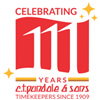 CT Pundole 110 Years Logo