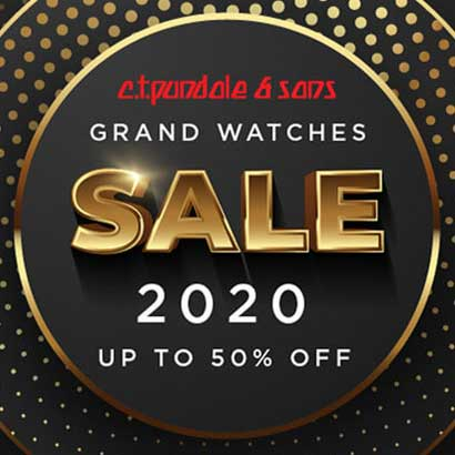 CT Pundole Grand Watches Sale 2020