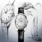 Understatement as artistry The pure and subtle design aesthetic of Grand Seiko comes to the dress watch. The curved case and sapphire crystal speak of tradition and there is a uniquely Japanese understated artistry in the perfect curve of the minute hand which is bent by hand to follow exactly the domed contour of the dial. The movement within has a slim profile that belies its power and precision. Caliber 9S63 offers a power reserve of 72 hours and a precision rate of +5 to -3 seconds per day.  #grandseiko #sbgk007 #gs #9s63 #watch #craftsmanship #madeinjapan #elegancecollection #CTPundole #CTPundoleHouseofLuxury #CTPundoleWatches #LuxuryWatches #WatchAddict #WatchAddicted #SeikoLover #Seikology #SeikoLove #BestWatches #WatchCrazy #Instawatch #InstaWatchClub #WristGame #DailyWatch #WatchCollector #GrandSeikoWatch #GrandSeikoWatches#thenatureoftime #watchfan