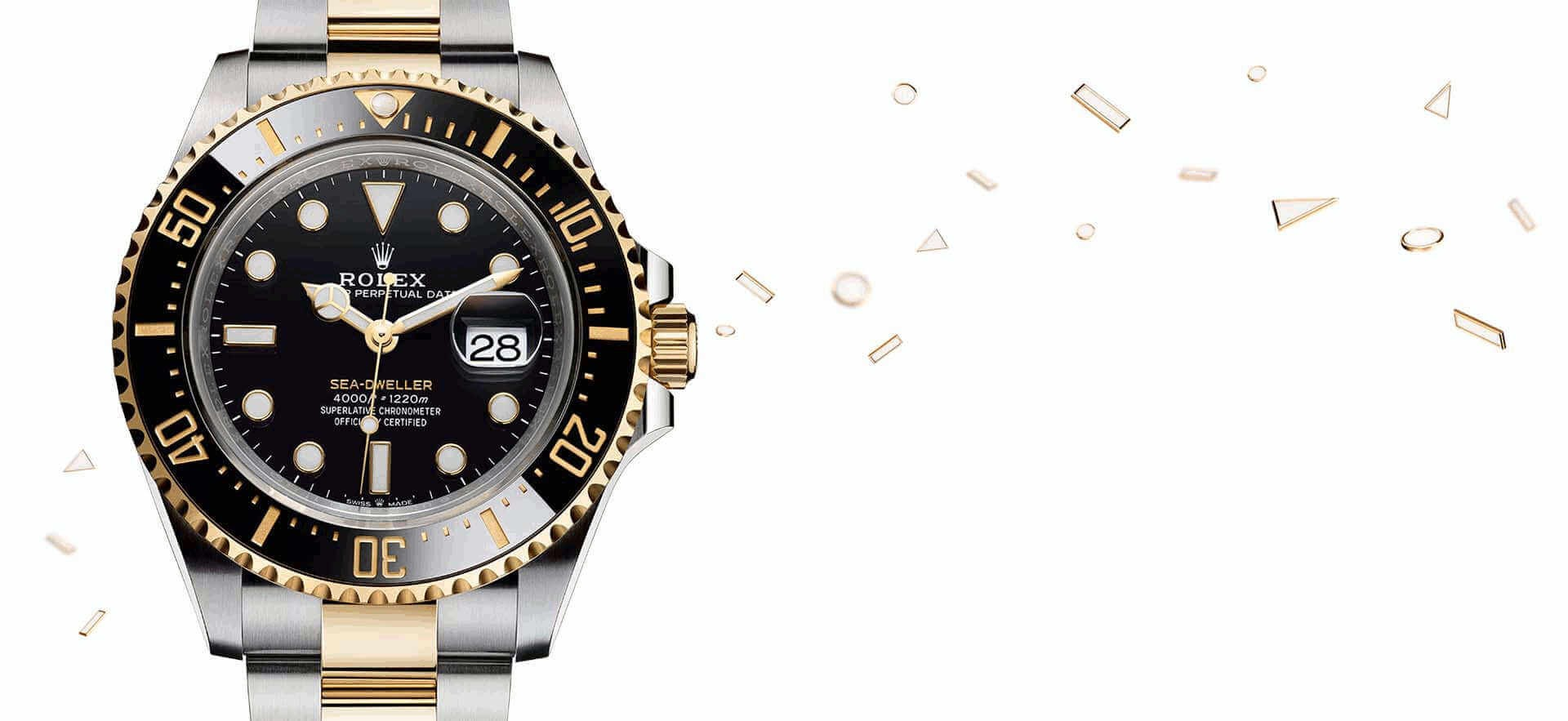 Explore Rolex Watches