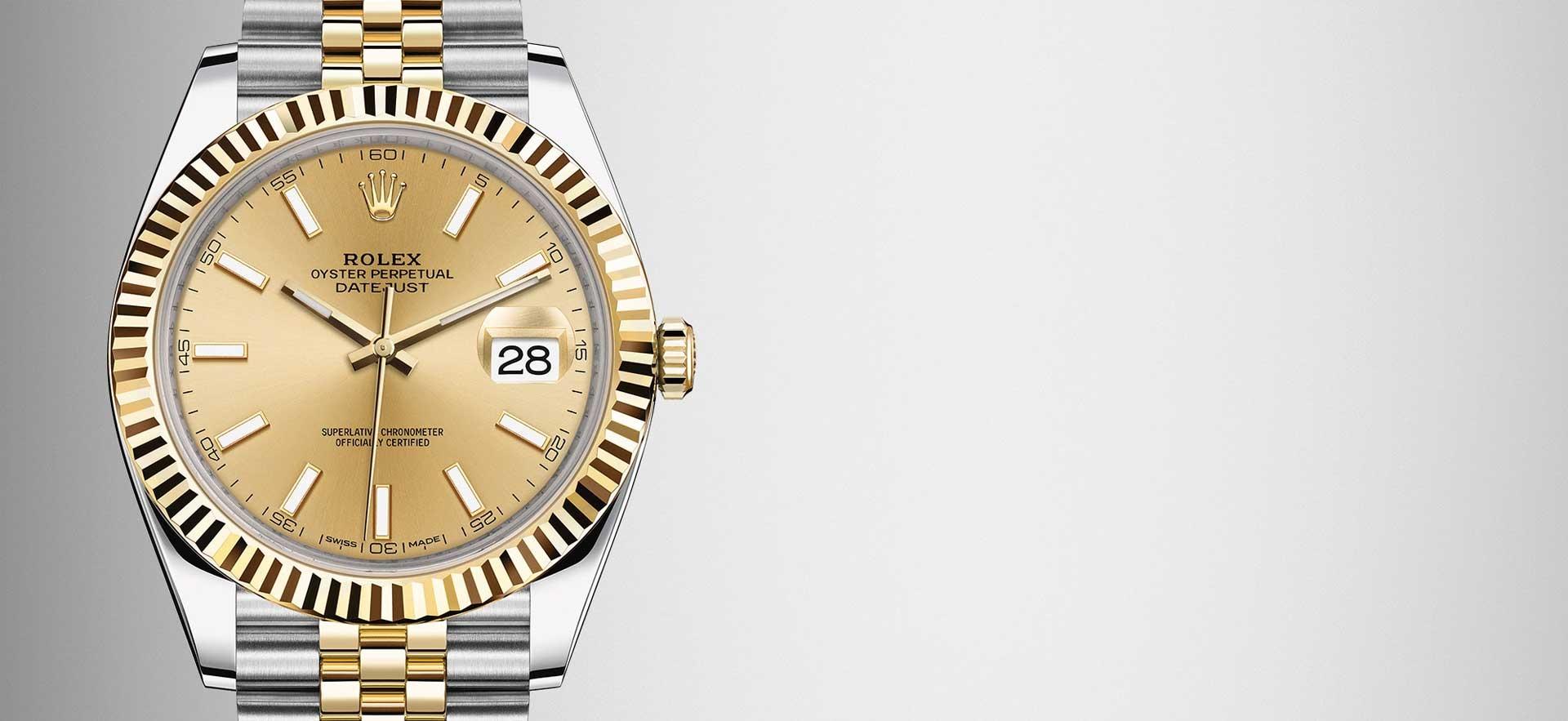 Explore Rolex Watches